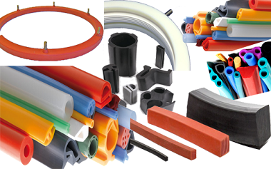Rubber Parts Manufacturers and Exporters in India